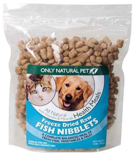 Only Natural Pet Fish Nibblets 16 oz