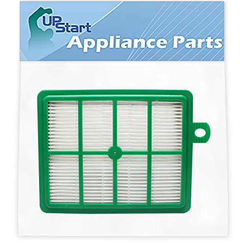Eureka Hf1 Hepa Filter - UpStart Battery Replacement Eureka 6993 Series Vacuum HEPA Filter - Compatible Eureka 60286C, HF-1 HEPA Filter