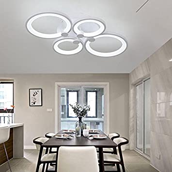 Amazon.com: $Ceiling Lighting Ceiling Lights Plafonnier Led ...