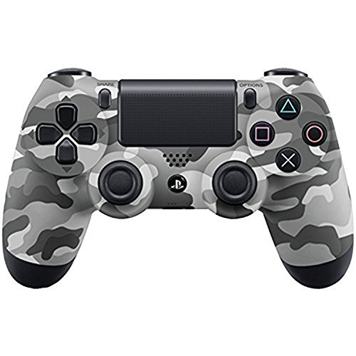 DualShock 4 Wireless Controller PS4 Urban Camouflage Old (Large Image)