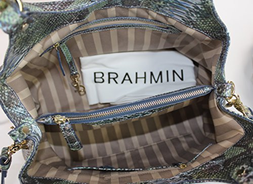 Bag Elisa Top Brahmin Handle Moonstone P70C4qwx