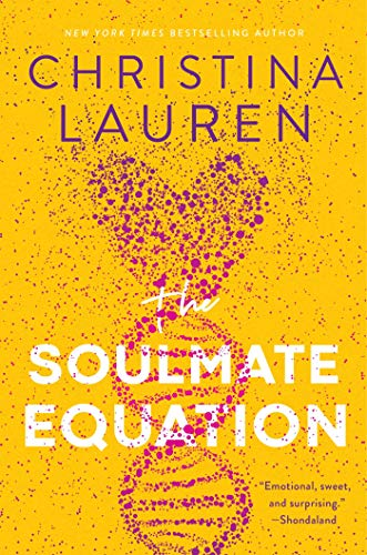 Book Cover: The Soulmate Equation