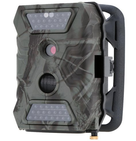 HKCYSEA 【NEW VERSION】S680 Outdoor Trail Camera HD Game&Hunting Camera with Upgrading 40Pcs IR LEDs Night Vision Fast Trigger Speed IP54 Water Protected Design Support SD Card by HKCYSEA (Image #4)