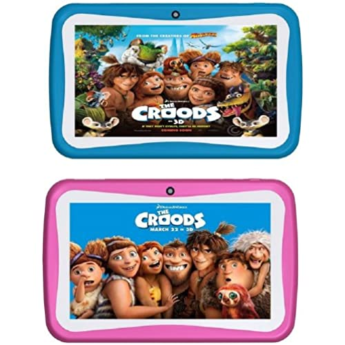 Children's 7 Inch Android 4.1 Tablet Dual Camera's Coupons