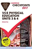 Cover of Cambridge Checkpoints VCE Physical Education Units 3 and 4 2017 and Quiz Me More