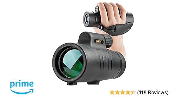 Amazon monocular telescope high power monoculars scope