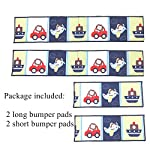 Amomo-Crib-Bumpers-Breathable-Baby-Bumper-Pads-4-Piece-for-Baby-Girl-Boy-Blue-Plane