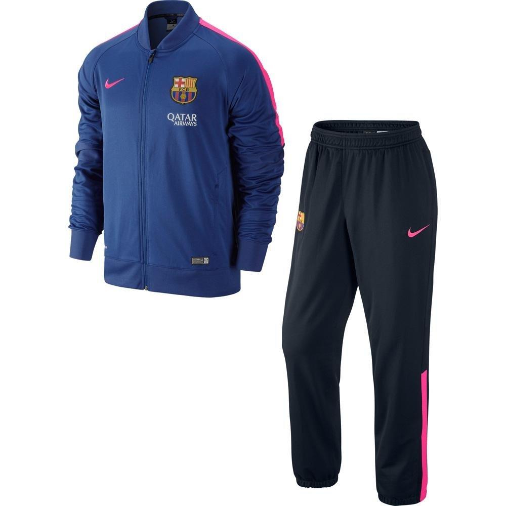 Nike Warm Up - Chándal de fútbol para niño, Color Azul (Deep Royal ...