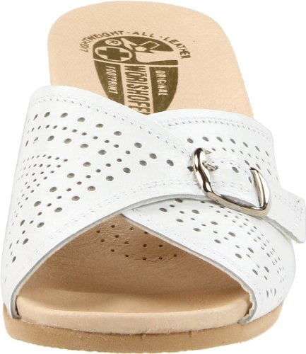 Worishofer Women's 251 Worishofer White Women's Sandal 6xpYz