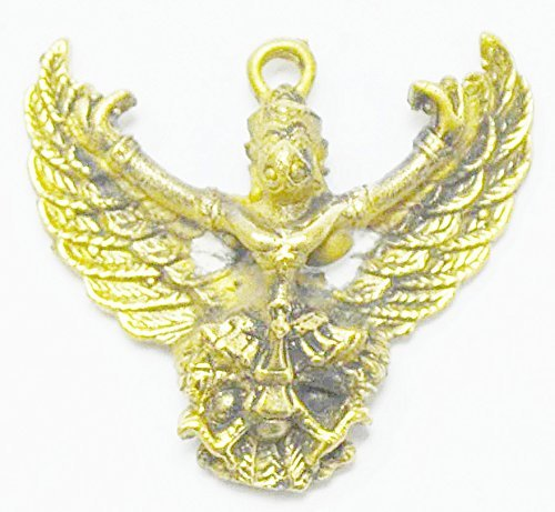 Amazing Gift Garuda Amulets Thai Garuda Magic Eagle Bird Amulet Life Protection Hot Pendant Thailand Nice Gift by Thai Amulets