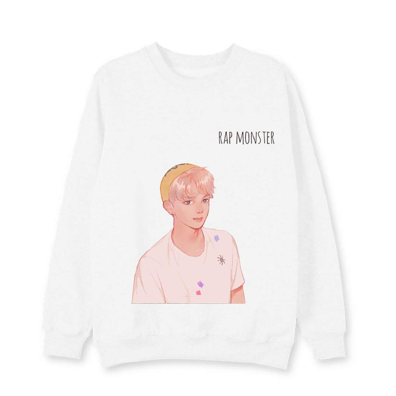 Seraphy Kpop Bts Boy With Luv Jumpers Pullover Bangtan Boys Unisex