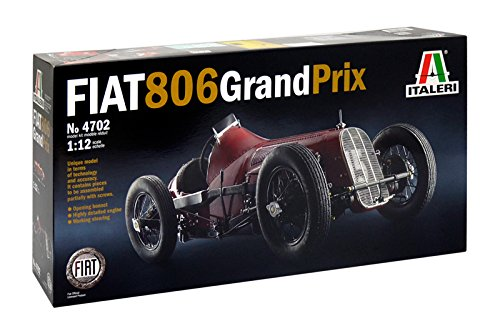 Carson 510004702-1: 12Scale Fiat 806Grand Prix Car