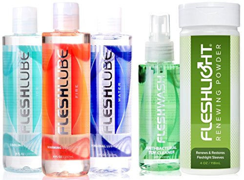 Fleshlight Fleshlube Fleshwash Renewing Powder product image