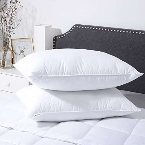 Luxury Hotel Collection Plush Down Alternative Bed Pillows