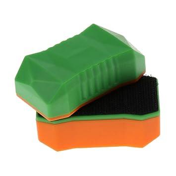 D DOLITY Cepillo de Tanque de Peces Material Plástico Accesoiros Limpiador de Vidrio de Pecera Cómodo: Amazon.es: Hogar