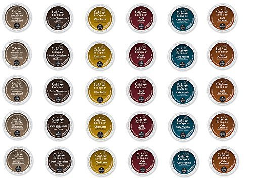 30 Count Variety Brewers Chocolate