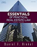 Bundle: Essentials of Practical Real Estate Law, 4th + Paralegal Online Courses - Real Estate Law on Blackboard, Daniel F. Hinkel, 143547774X
