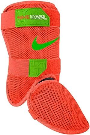 4cb0e8bf00158 NIKE BPG 40 Batter's Leg Guard 2.0 Bright Orange/Volt, One Size Fits Most  NWT, Baseball - Amazon Canada