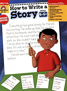 Amazon.com: How to Write a Story, Grades 1-3 (9781557998019): Evan ...