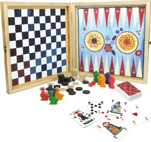 Vilac Nathalie Lete Set of Classic Development Games