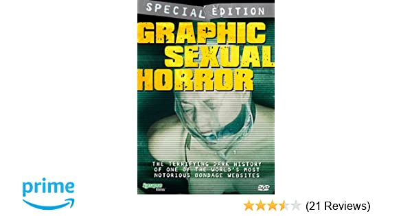 Amazon.com: Graphic Sexual Horror (Special Edition): Peter ...