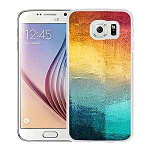 Colored Wall (2) Durable High Quality Samsung Galaxy S6 Edge Case
