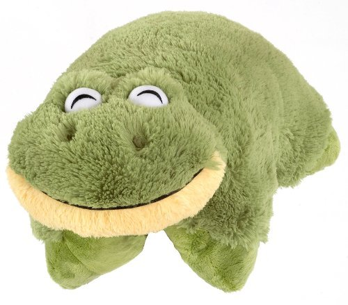Pillow Pets My Friendly Frog - Small (Green)