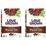 Love Grown Power Os Cereal, Chocolate, 10 Ounce (Pack of 2)