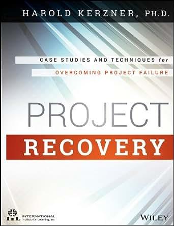 Studies case management harold project kerzner pdf