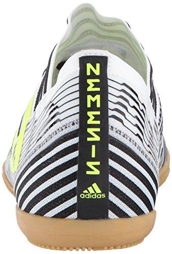 adidas Männer Nemeziz Tango Fußballschuh Weiß / Solar Gelb / Schwarz