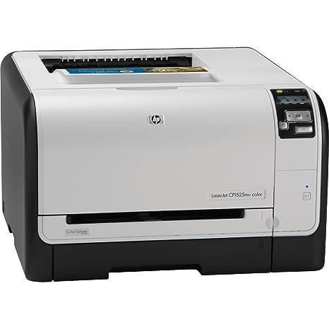 HP Laserjet Impresora HP Laserjet Pro Color CP1525nw ...