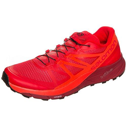 Rojo Correr Hombre W05nfxqu Salomon Montaña En Para Zapatillas qaBgHwFWC