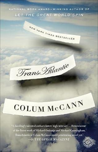 book cover of TransAtlantic