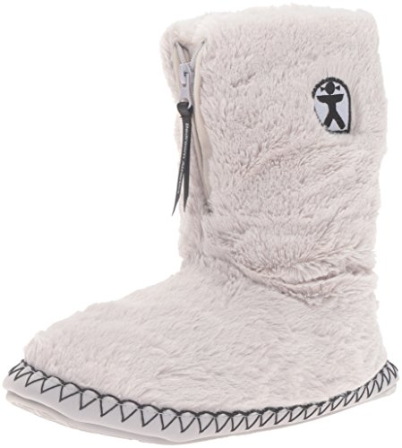 Bedroom Athletics Women's Marilyn Slipper Boots Trace Grey PTGueG04r