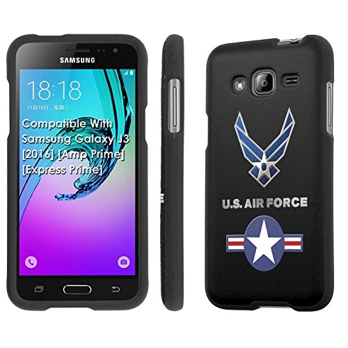 galaxy-j3-phone-case-slickcandy-black-hard-protector-snap-designer-shell-case-us-air-force-for-samsu