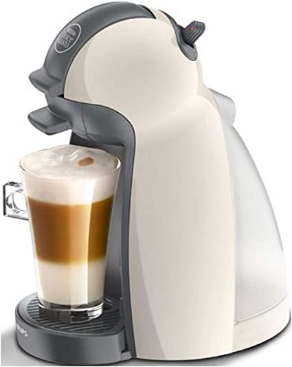 Krups Nescafé Dolce Gusto Piccolo Ivoire: Amazon.es: Grandes ...