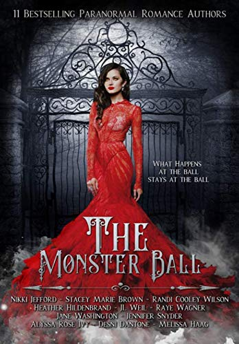 Books : The Monster Ball: A Paranormal Romance Anthology