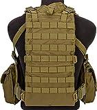 Evike Lancer Tactical CA307 Modular Chest Rig