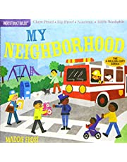 Indestructibles: My Neighborhood: Chew Proof · Rip Proof · Nontoxic · 100% Washable (Book for Babies, Newborn Books, Safe to Chew)