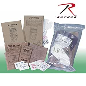 Rothco Sure Pak Complete Meals (12/Case)