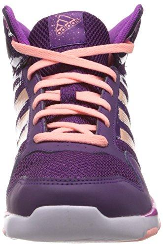 Chaussures adidas Rosvif Viotri danse Mid Dance Violet K de fille Corbri xTaftTqw