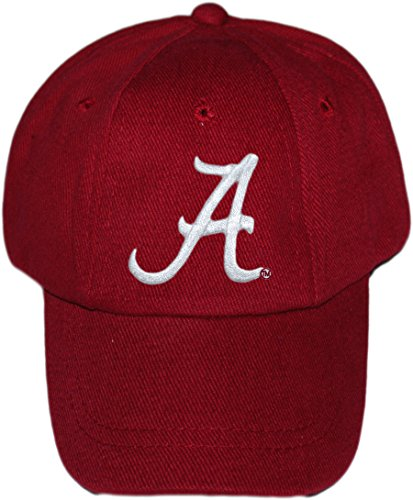 Alabama Crimson Tide NCAA Infant Newborn Toddler Baby Hat Cap Crimson Infant - Ncaa Infant Wool