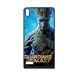 Generic Smart Design Phone Cases For Girl Printing Guardians Of The Galaxy For Huawei P6 Choose Design 2