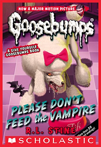 Classic Goosebumps #32: Please Don't Feed the -