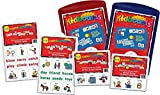 Barker Creek - Office Products Learning Magnets, Pieces Activity Kit (LM-3045)