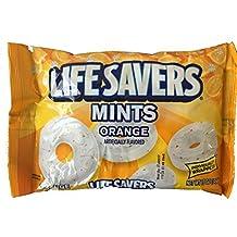 Life Savers Orange Mints - 13 oz bag - Individually Wrapped by Life Savers