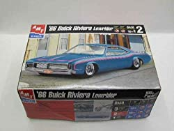 '66 Buick Riviera Lowrider Model Kit by Amt
