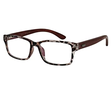3f7e5deb064 Amazon.com   EyeBuyExpress Bifocal Women Men Glasses Retro Style RX ...