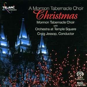 Christmas With the Mormon Tabernacle Choir (Hybr)