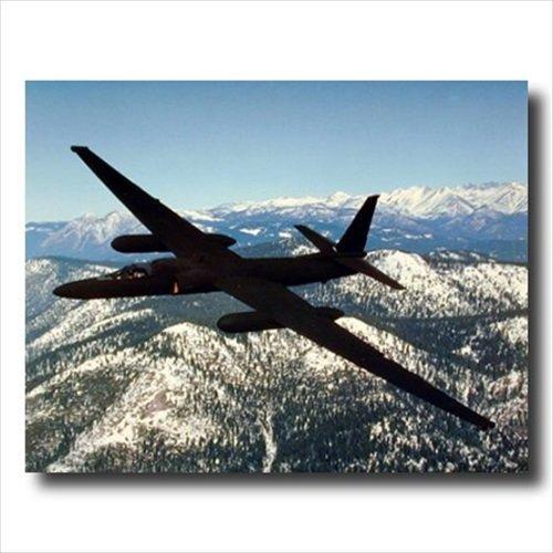 USAF U2 Spy Plane Jet Airplane Wall Picture 16x20 Art - U2 Plane Pictures Spy